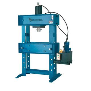 Prensa electro hidraulica de tipo H