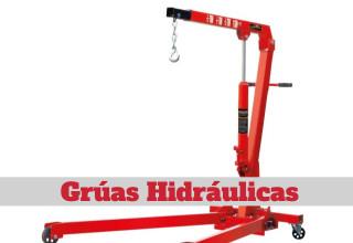 Comprar grua hidraulica
