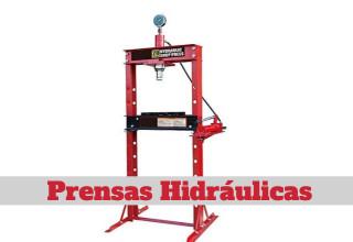 Comprar prensa hidraulica